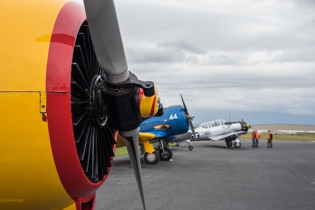 Home - Heritage Flight Museum